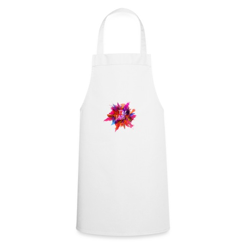 The JAB Splash White - Cooking Apron