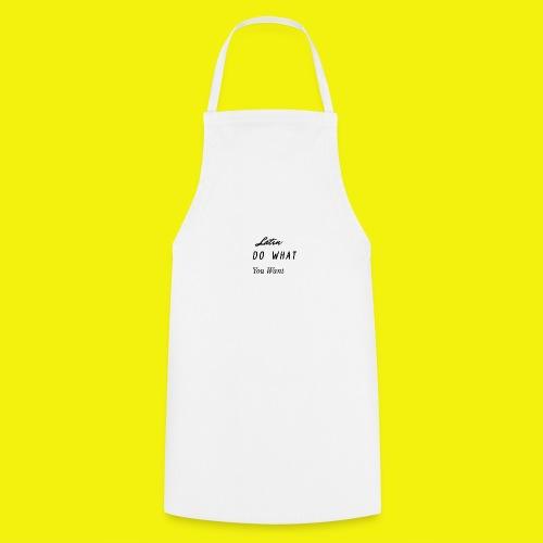 newproject 1 original - Delantal de cocina