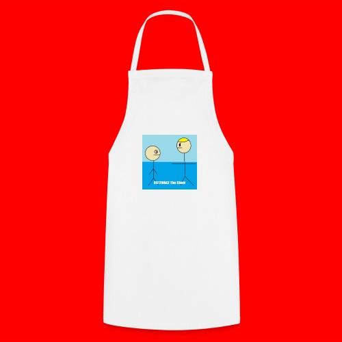 CS1200A2 The Show T Shirt - Delantal de cocina