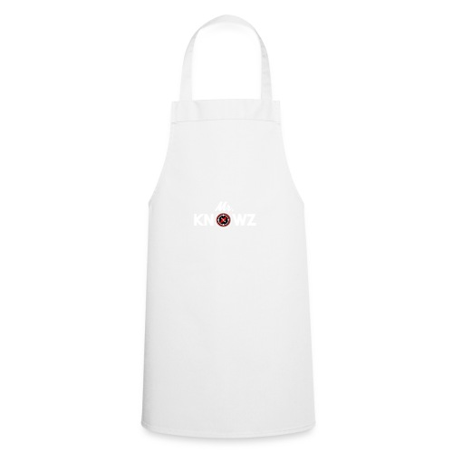 Mr Knowz merchandise_v1 - Cooking Apron