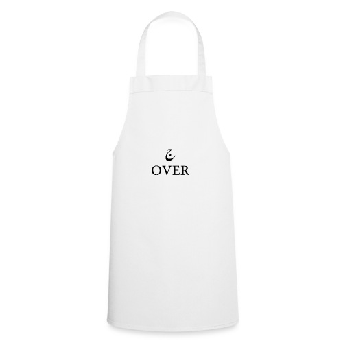ج OVER - Cooking Apron