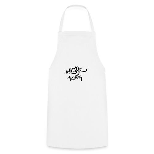 #Let'sGoFactory - Tablier de cuisine