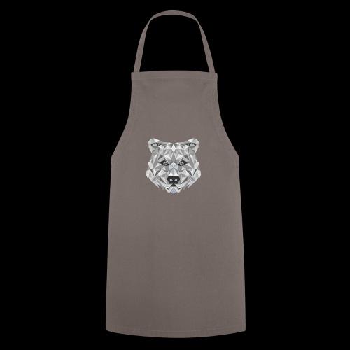 Bear-ish - Fartuch kuchenny