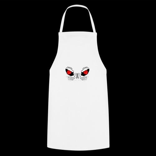 Demon Eyes Red - Cooking Apron