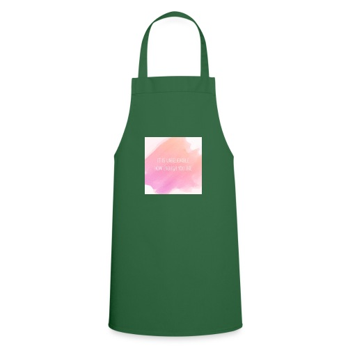The Perfect Gift - Cooking Apron