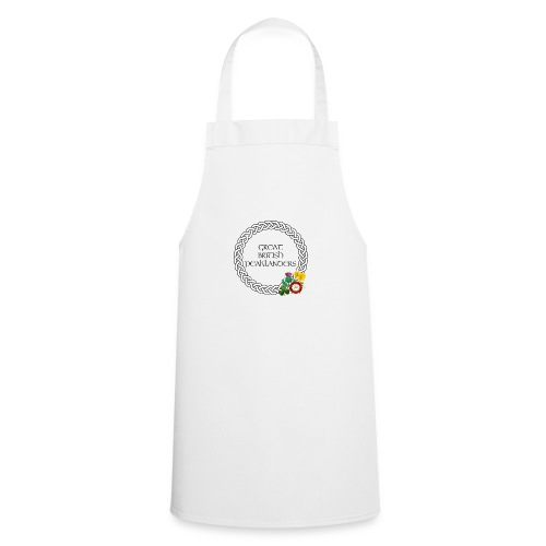 Great British Peaklanders (white) - Cooking Apron