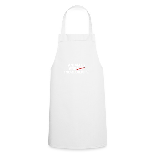 Animals Are Ingredients - Cooking Apron