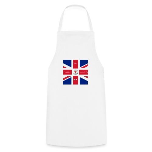 Royal Wedding 2018 - Cooking Apron