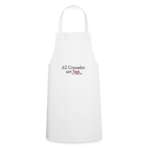 All Crusades Are Just. Alt.1 - Cooking Apron