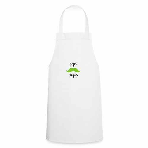 PAPA VEGAN - Tablier de cuisine