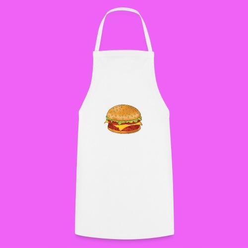 hamburguesa - Delantal de cocina