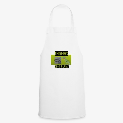 OFFICIAL DINO PLAYS MERCH - Cooking Apron
