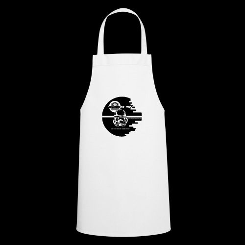 DarkSide Gaming We Want You Death Star Logo - Cooking Apron