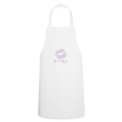 #crushitgal - Cooking Apron