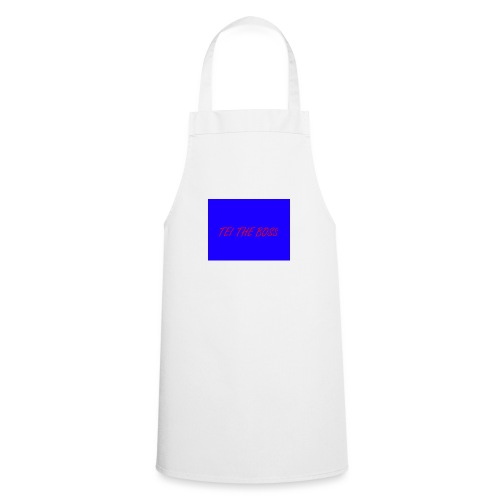 BLUE BOSSES - Cooking Apron