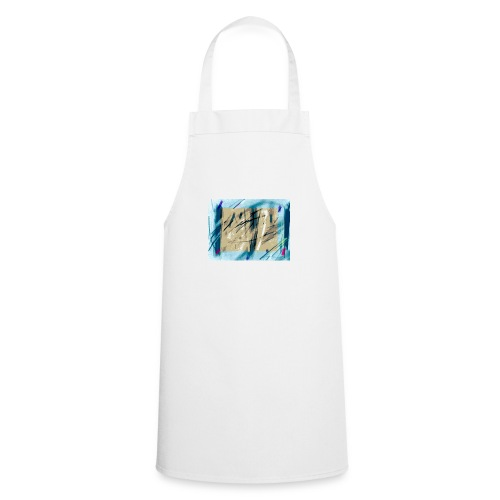 peinture - Tablier de cuisine