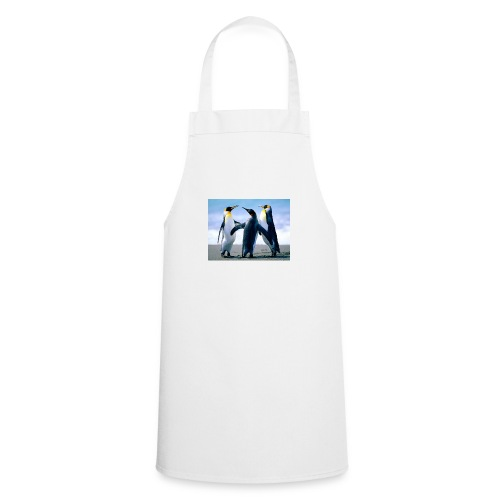 penguin squad - Cooking Apron