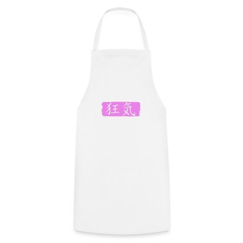 Kanji Giapponese - Follia - Grembiule da cucina