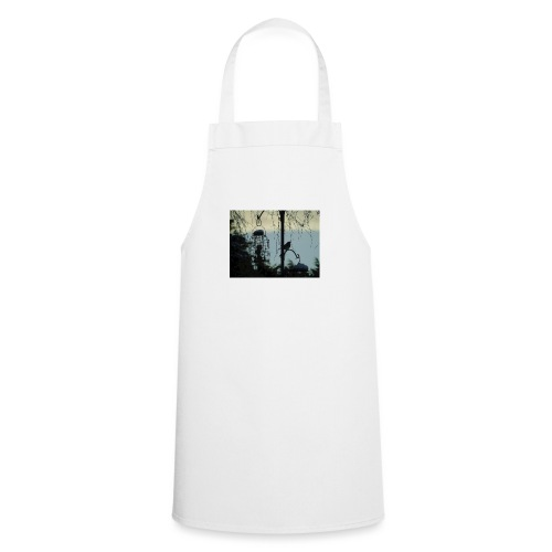 A winter bird - Cooking Apron