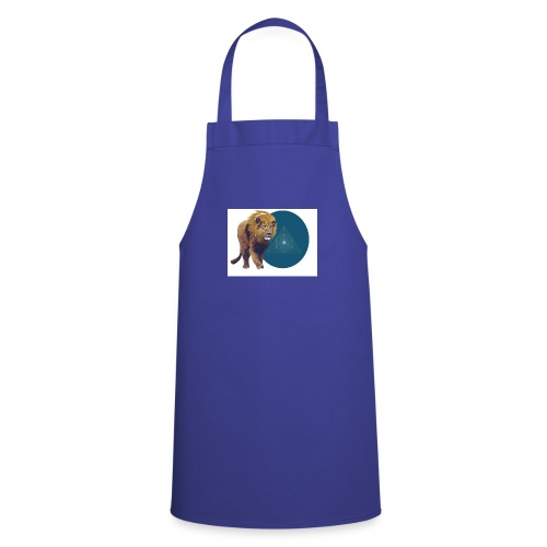 Löwe - Kochschürze