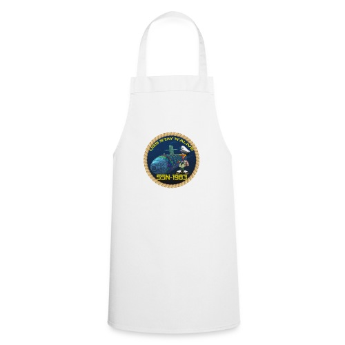 Command Badge SSN-1983 - Cooking Apron
