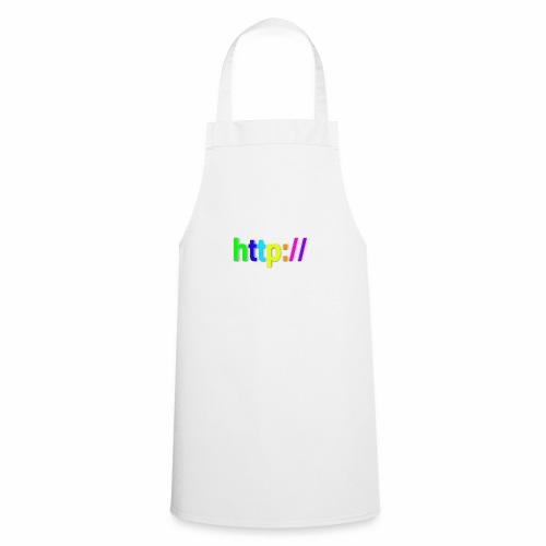 T-SHIRT Potocollo HTTP - Grembiule da cucina