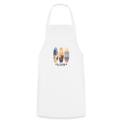 Cali Palms - Delantal de cocina