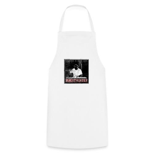 BlackThunder (Hardtechno) Logo - Kochschürze