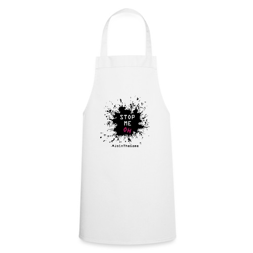 Stop me oh - Cooking Apron