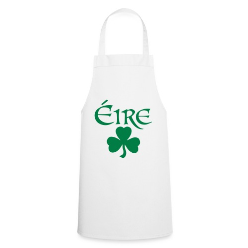 Eire Shamrock Ireland logo - Cooking Apron