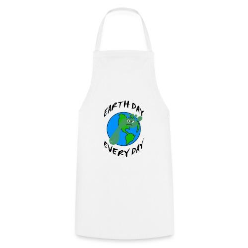 Earth Day Every Day - Kochschürze