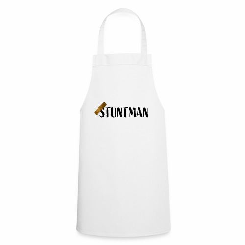Stuntman - Keukenschort