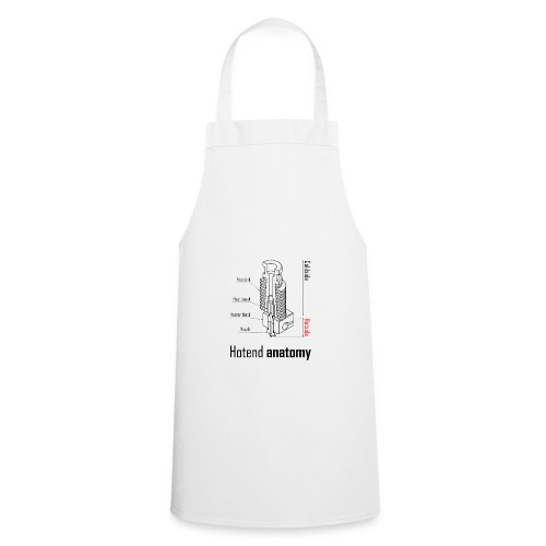 Hotend anatomy - Cooking Apron