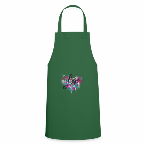 Love with Heart - Cooking Apron