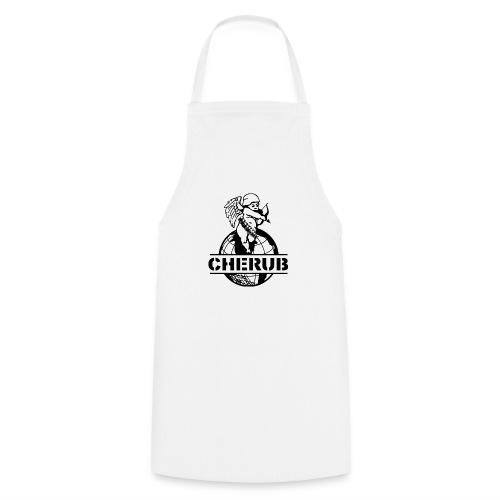 t-shirt cherub - Tablier de cuisine