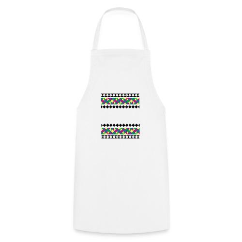 4 Estaciones - Delantal de cocina