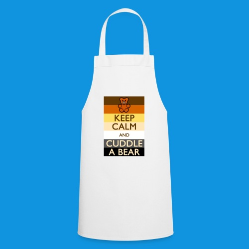 Calm Bear pocket tank - Cooking Apron
