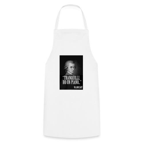 Mozart - Grembiule da cucina