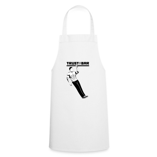 Trust The Bar OAP inv - Cooking Apron