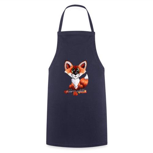 llwynogyn - a little red fox - Esiliina