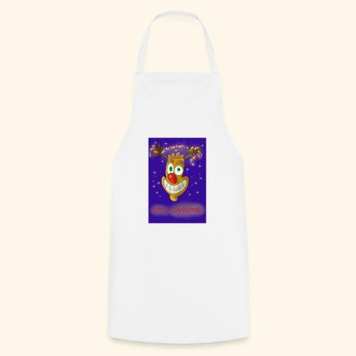 crazy reindeer - Kochschürze