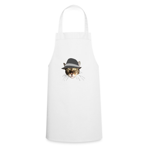 george hat - Cooking Apron