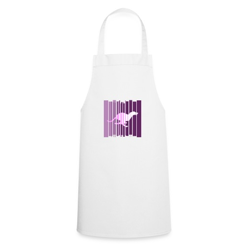 Sighthound In Purple Women's T - Cooking Apron