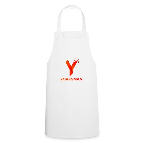 THeOnlyYorksman's Teenage Premium T-Shirt - Cooking Apron