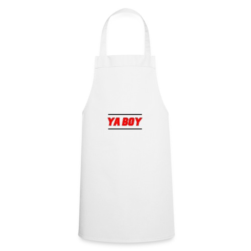 Ya boy red png - Cooking Apron