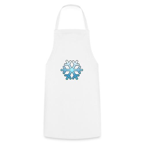 Schneeflocke - Kochschürze