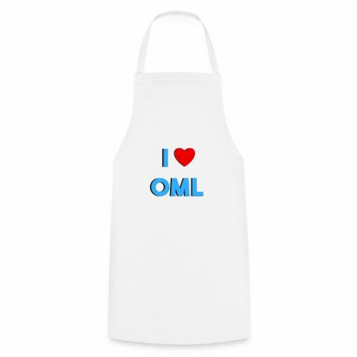 I LOVE OML - Keukenschort