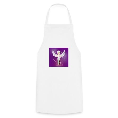 ángel 7 - Delantal de cocina