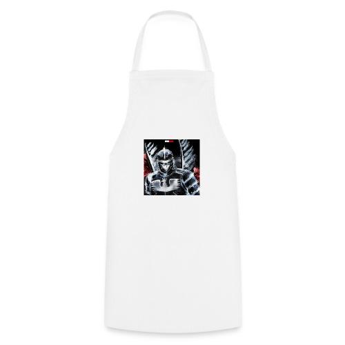 koszulka patriotyczna husaria - Fartuch kuchenny