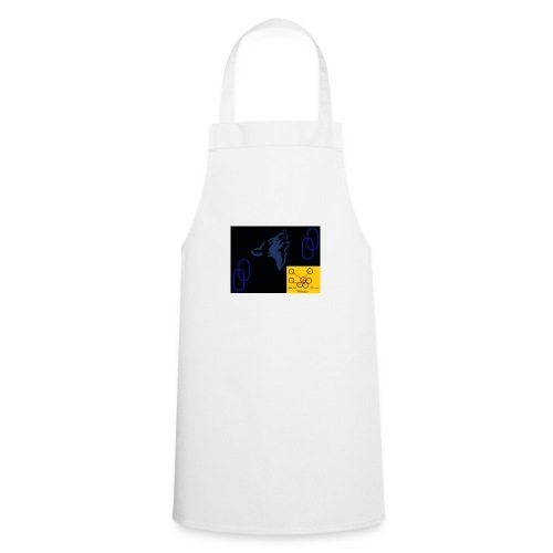 Wolf Logo - Kochschürze